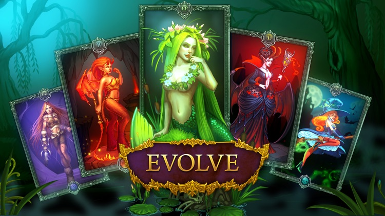 Dungeons of Evilibrium (RPG) – Card Battle Role-playing Game screenshot-4