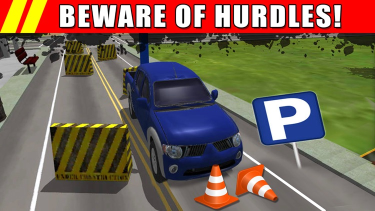 Jeep Drive Traffic Parking Simulator Car Driving screenshot-3