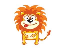 Moody Lion