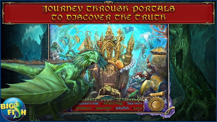 Queen's Tales: Sins of the Past - A Hidden Object Adventure (Full)