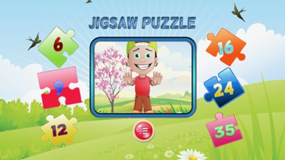 jigsaw boy learning fighting game for second grade