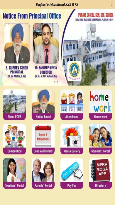 点击获取Punjab Co Educational SSS BP
