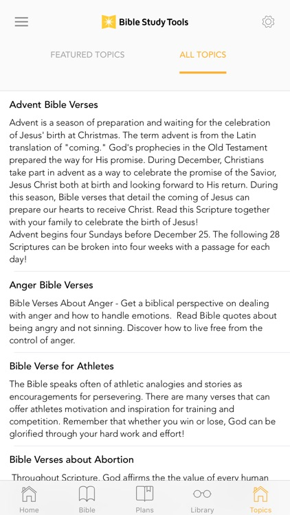 Bible Study Tools screenshot-3