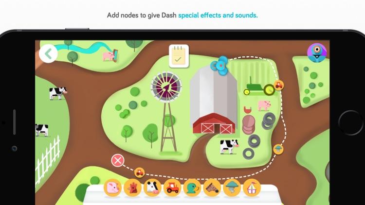 Path for Dash robot screenshot-3