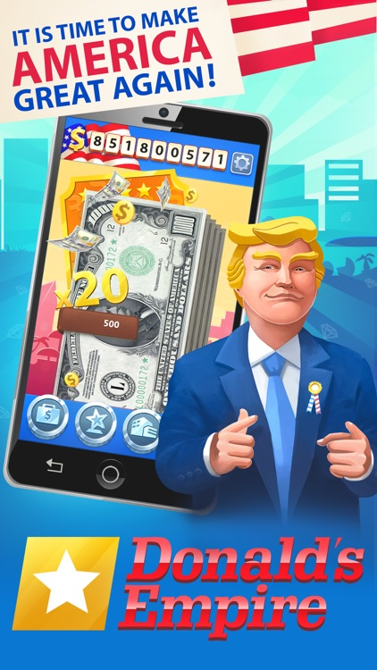 Donald's Empire screenshot-0