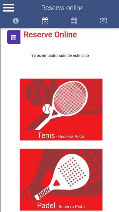 Ayto Santovenia Deportes screenshot 3