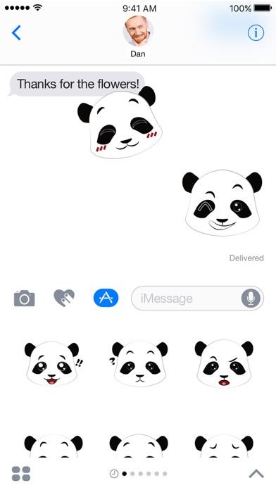 Screenshot #6 for Panda Expressions