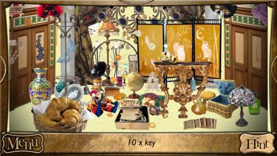 Alice in Wonderland:  Hidden objects screenshot two