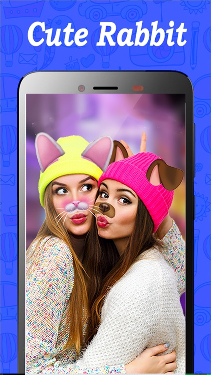 Snap Doggy Face -Stickers and Emoji for Snapchat