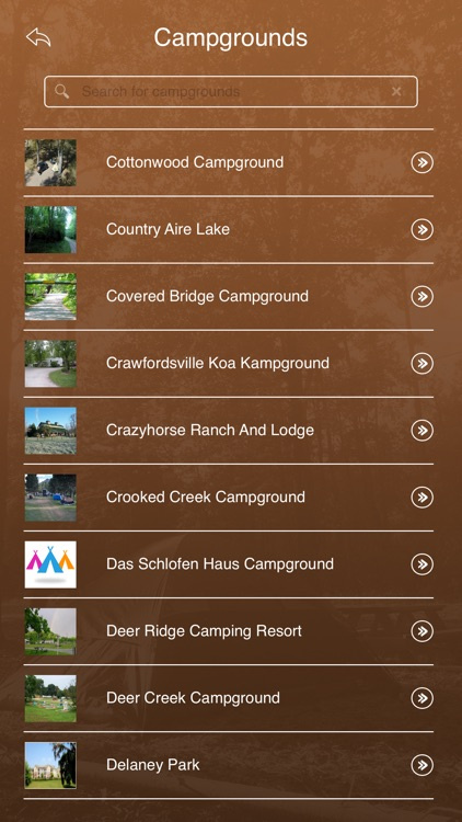Indiana Camping & RV Parks screenshot-2