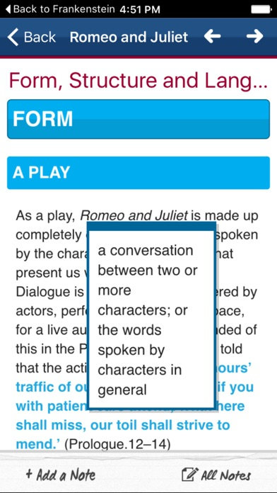 Romeo and Juliet York Notes for GCSE 9-1 screenshot two