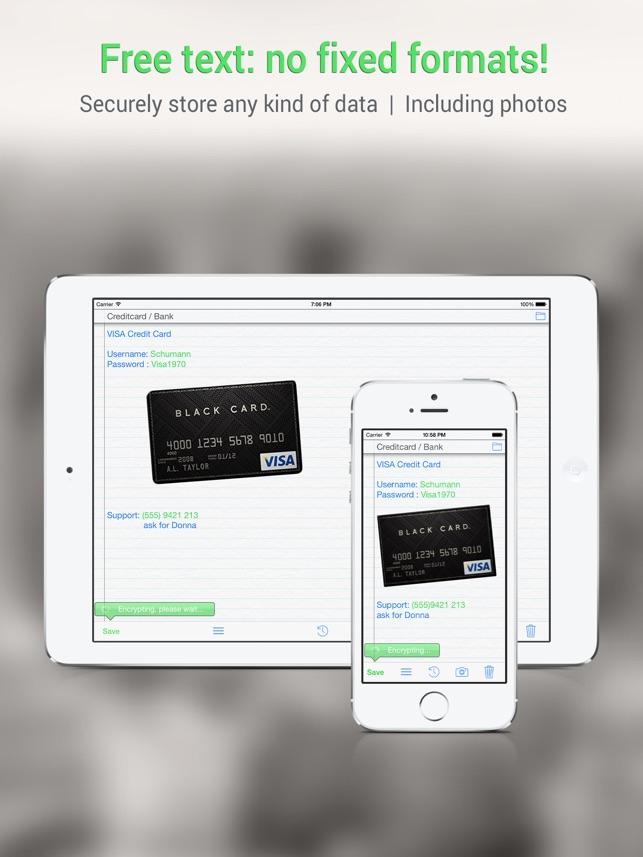 The Vault - Secure Storage Screenshot