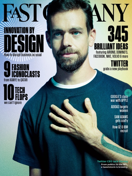 Fast Company Magazine screenshot-0
