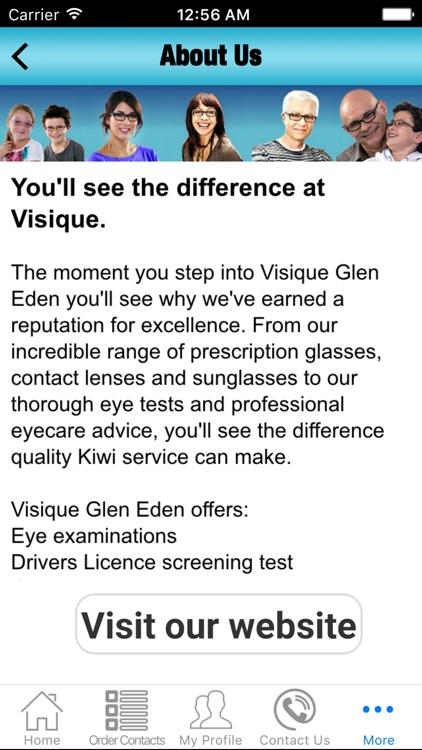 Glen Eden Optometrist screenshot-4