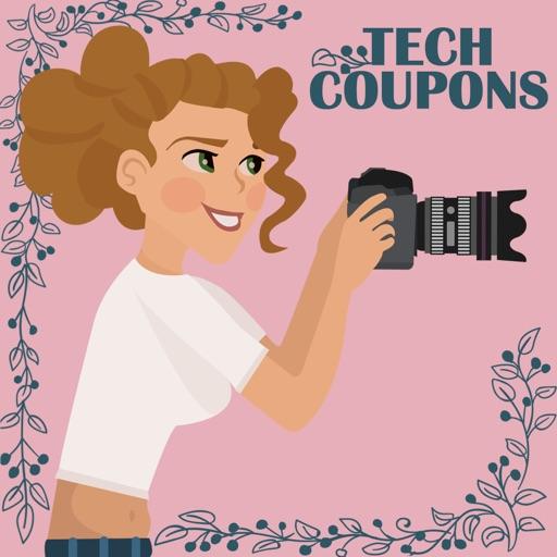 Tech Coupons, Tech Gadget Coupons iOS App