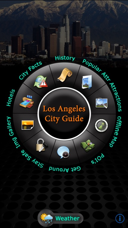 Los Angeles Offline Travel Guide screenshot-0