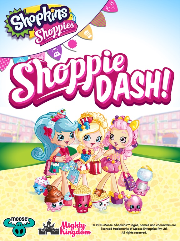 shopkins shoppie dash app price drops