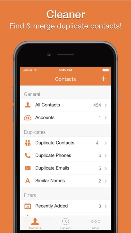 Cleaner Pro - Remove Duplicate Contacts