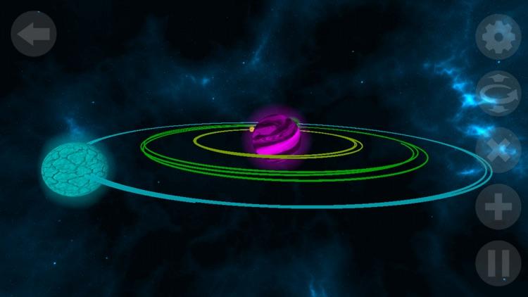 Galaxy Space Simulator 3D Pro