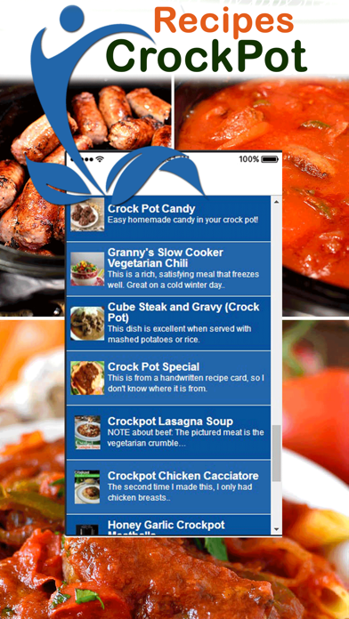 Healthy CrockPot Recipes Easy to Cook screenshot one
