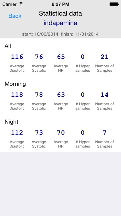 AGR Blood Pressure Log screenshot-4