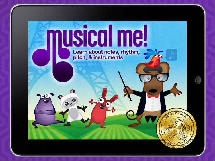 Musical Me! HD - by Duck Duck Moose screenshot-0