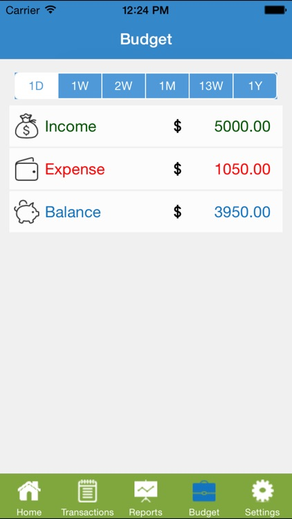 Money Manager - Expense Tracker screenshot-3