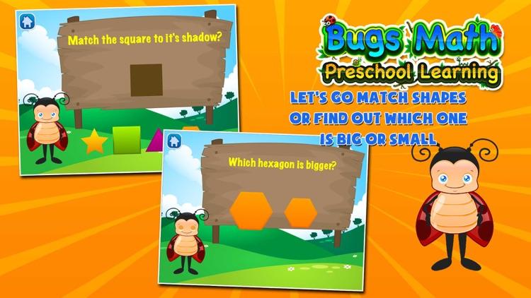 Bugs Math Games screenshot-4