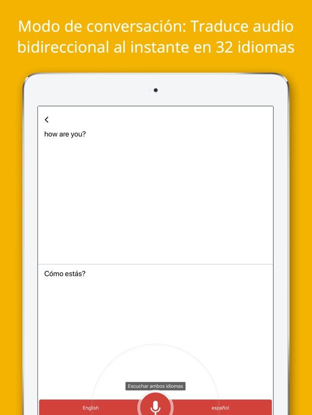 Traductor En App Store. Traductor En App Store. Worksheet. Worksheets Traduccion En Espa L At Clickcart.co