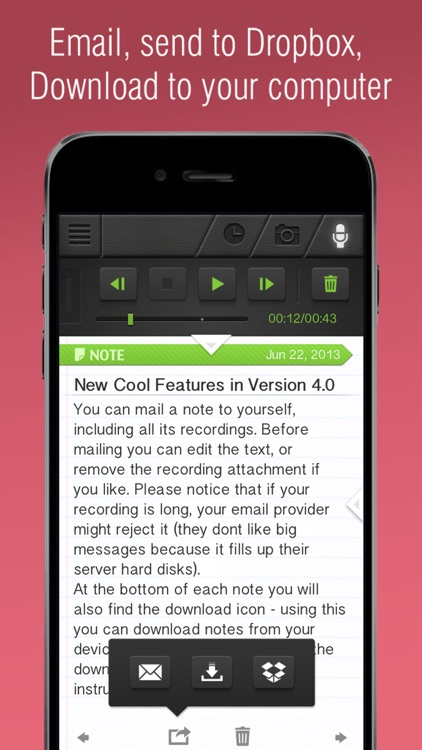 Notes: Supernote Recorder, Note, Photos Notepad screenshot-4