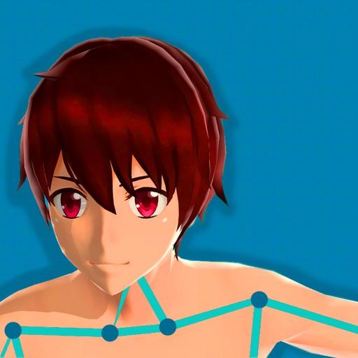 Anime Pose 3D