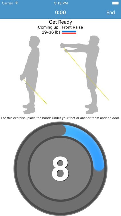 Resistance Band Trainer