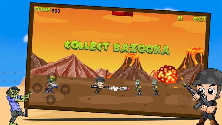 Captain War : Zombie Killer screenshot-3
