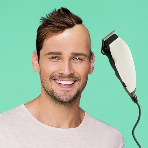 Men HairStyles – Make Me Bald Editor & Trendy Hair-Cut Changer by ...