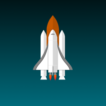 Space Agenda - Rocket Calendar