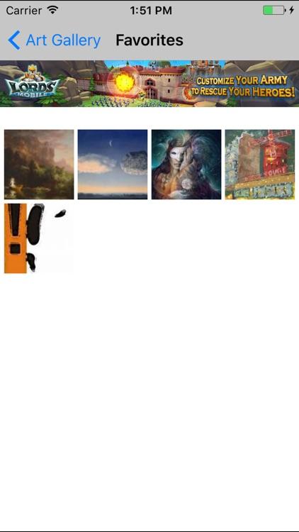Art Gallery Free App - Explore Artwork & Fine Art screenshot-3