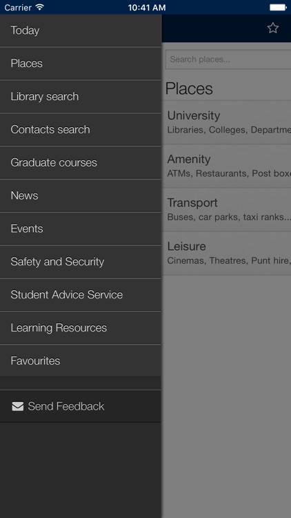 Mobile Oxford screenshot-3