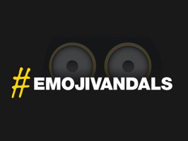 To give modern vandals the vocabulary they need, we have created the VandalEmojis