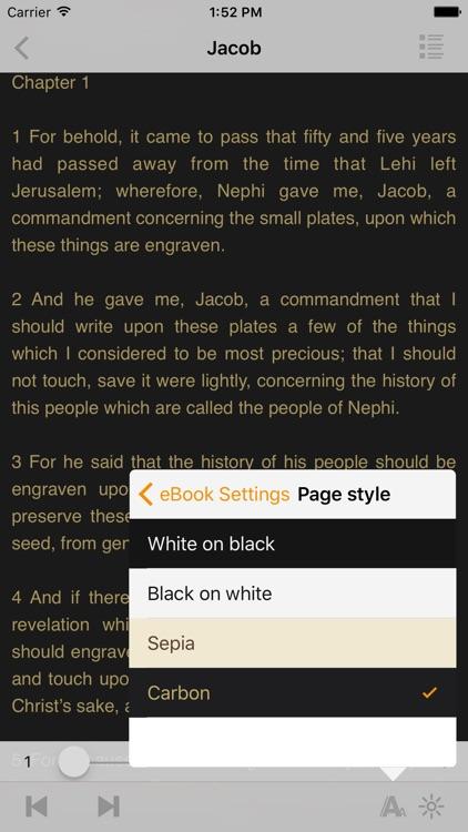Book of Mormon.