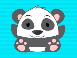 Oh Panda! Stickers
