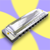 Pocketglow LLC - Harmonica アートワーク