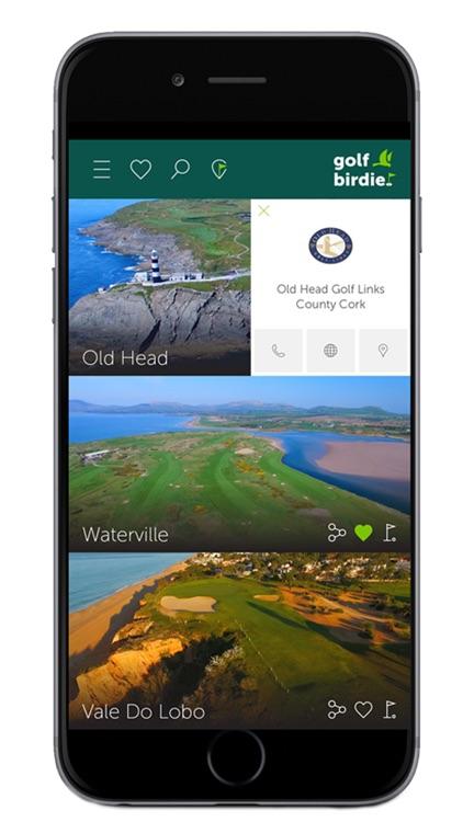 GolfBirdie screenshot-4