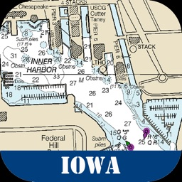 Iowa Raster Maps