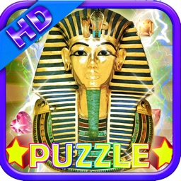 Egyptian Temple Matching Quest - Puzzle Game