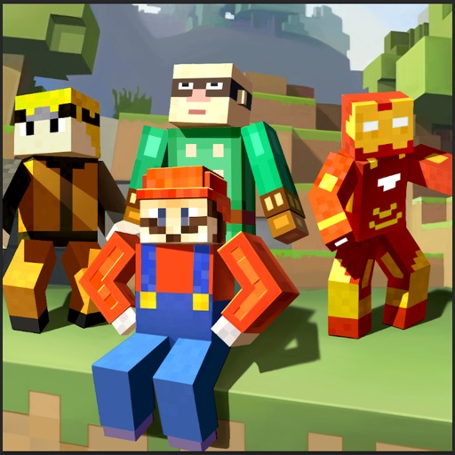 Skins for Minecraft Pocket Edition- Boy Mods Seeds