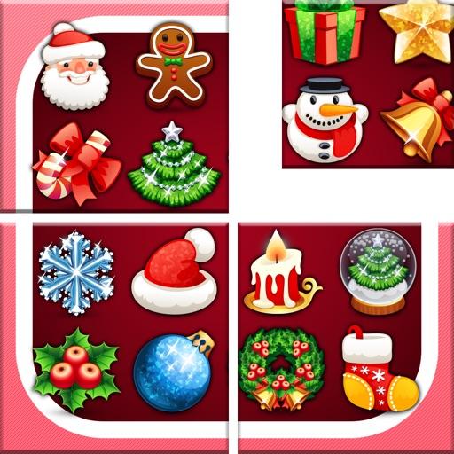 Cute Christmas Sliding Puzzle - Free