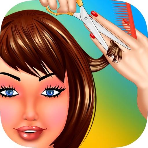 парикмахер игры для девочек : игра парикмахерская !