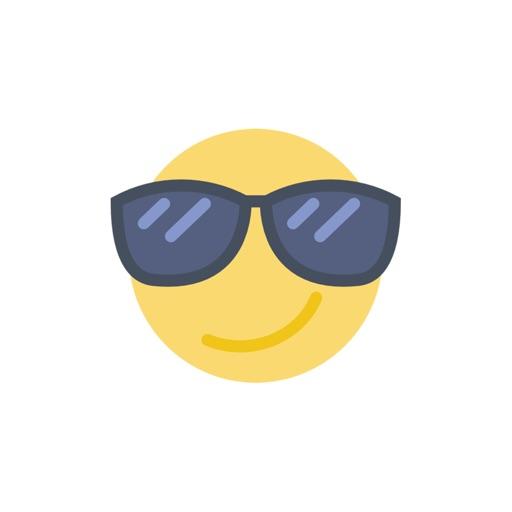 Smileys Flatstickers