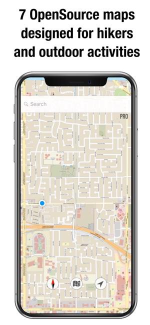 OpenMaps PRO - opensource maps