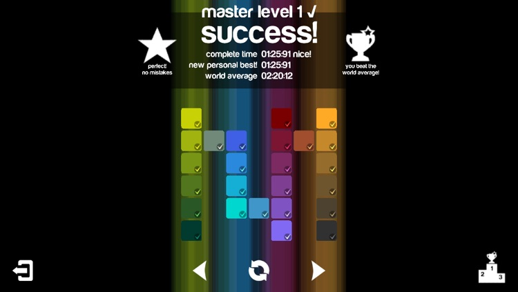 Blendoku - The Puzzle Game About Color screenshot-0